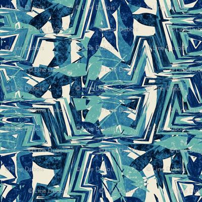 Turquoise geometry