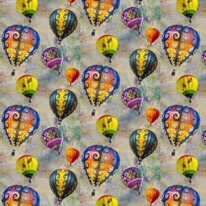 Fractal Balloons