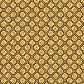 Cell Tulips - Mustard