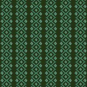 Rhombus tweed