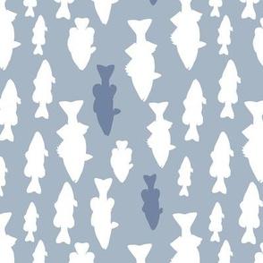 fish // blue (90)