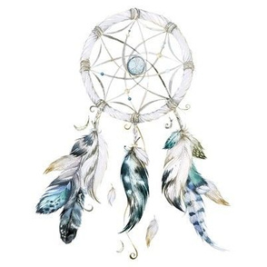 "8"" Little Chief Dream Catcher"