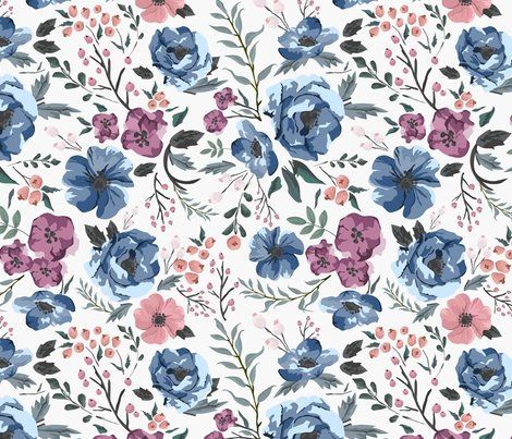Rrfloralpattern_purple___blue_floral_pattern_shop_preview