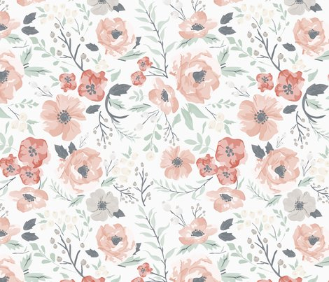 Rrecolorfloralpattern_soft_coral_floral_pattern_shop_preview