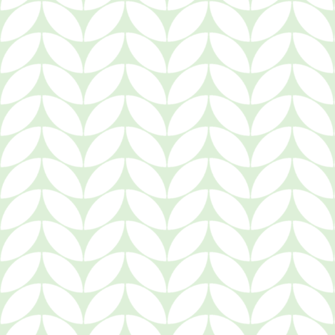 Classic knit, white on wedding cucumber by Su_G fabric by su_g on Spoonflower - custom fabric