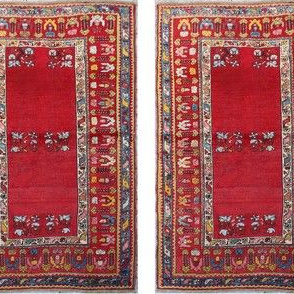 antique_turkish_mujur_rug