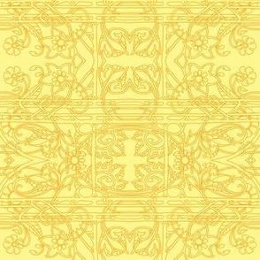 Art Nouveau Sunshine