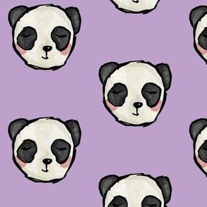 Purple Pandas