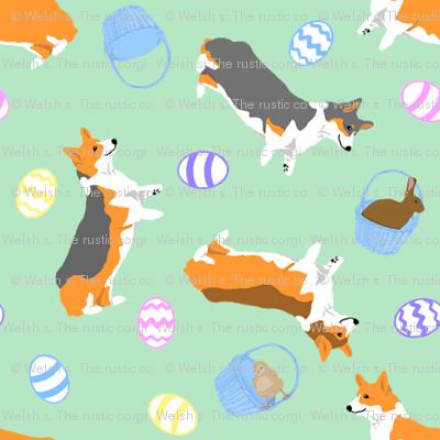 Tiny Pembrokes - Easter