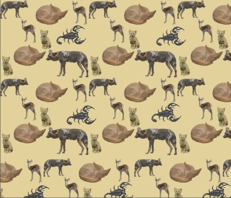 Rdesert_creatures_with_background_shop_preview