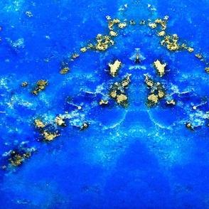 lapis lazuli 2 yardage