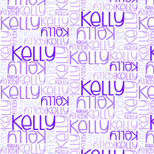 Personalised Name - Kelly