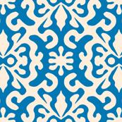 Variations in blue - 06