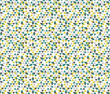 Pyramids fabric by cosmas on Spoonflower - custom fabric