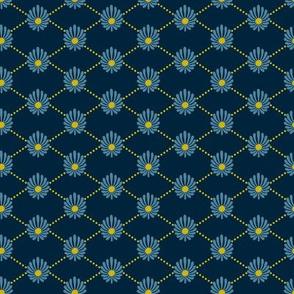 Polka daisies