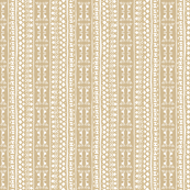 Tribal Warrior Stripe Sand