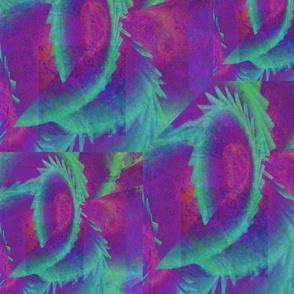 Flutter Lash Aqua & Fuchsia