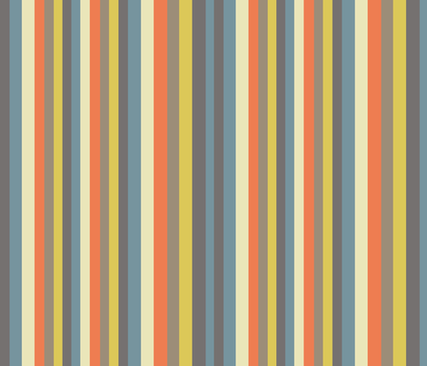 Moody Stripes fabric by kaoru_sanchez on Spoonflower - custom fabric