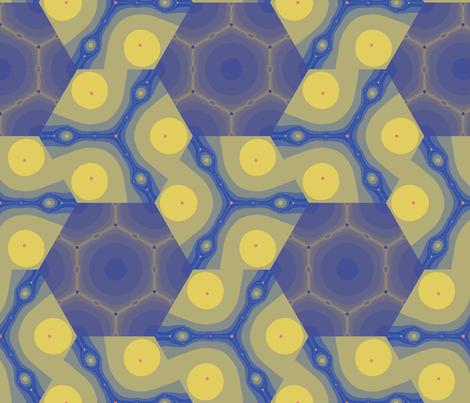 fractaltilespurplehalley3 fabric by et_al on Spoonflower - custom fabric