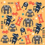 robotic crew