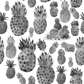 Anne Grön – Pineapple