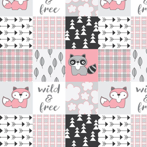 woodland wholecloth