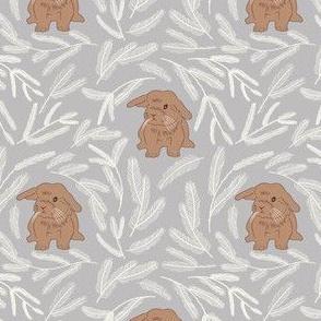 Baby rabbit pattern 02