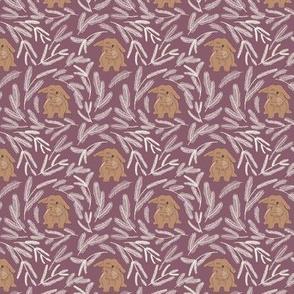 Baby rabbit pattern 03
