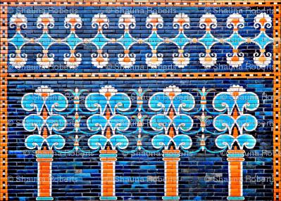 Sumerian tile 2