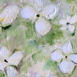 Hydrangea Painting (Larger)