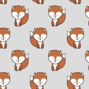 baby fox || natural
