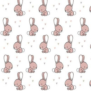 baby bunnies (small scale) || V3