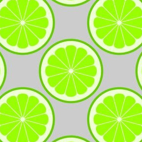 citrus slices R4X : lime