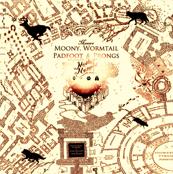Mischief Managed Map