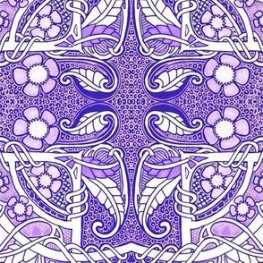 Twisted Purple Grace