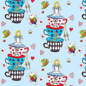Wonderland Teacups 2