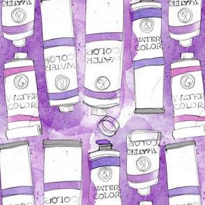 Watercolor_hues_purples