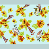 pansiesandbirds-spoonflower