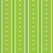 Craft Stitch/Stripes - green