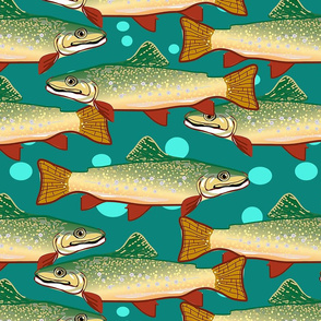 brown_trout_fabric
