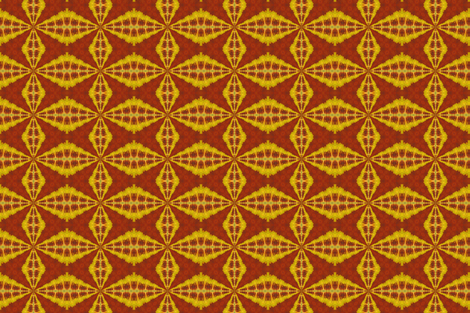 earth_and_fire fabric by mouseonawire on Spoonflower - custom fabric