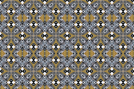 tribal_3 fabric by mouseonawire on Spoonflower - custom fabric