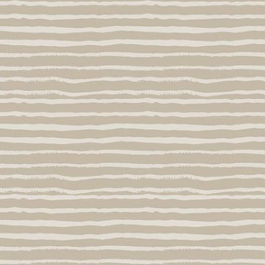 stripes khaki and tan fabric