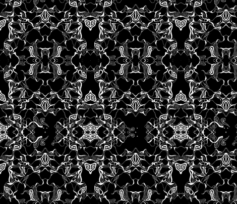 black_and_white_study_block fabric by abellearts on Spoonflower - custom fabric