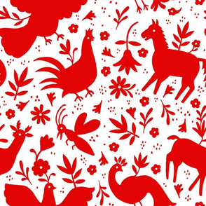 otomi in red