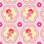 lalaloopsy sweetheart crumbs yellow check