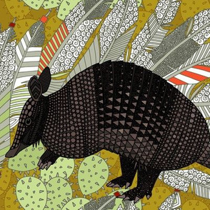 native armadillos gold