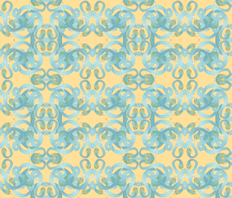 See_some_more_snakes fabric by ruthjohanna on Spoonflower - custom fabric