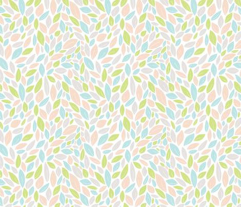 Autumn Spring fabric by tiffanywongdesign on Spoonflower - custom fabric