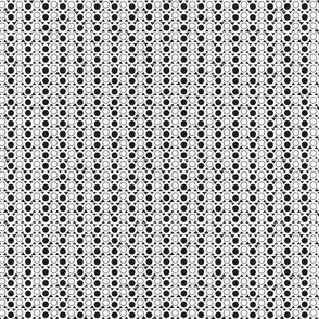 Monochromatic Geometric Pattern